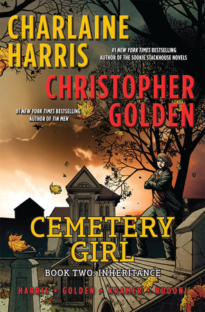 NEWS: Cemetery Girl: Book Two, Inheritance on Pre-Sale Now