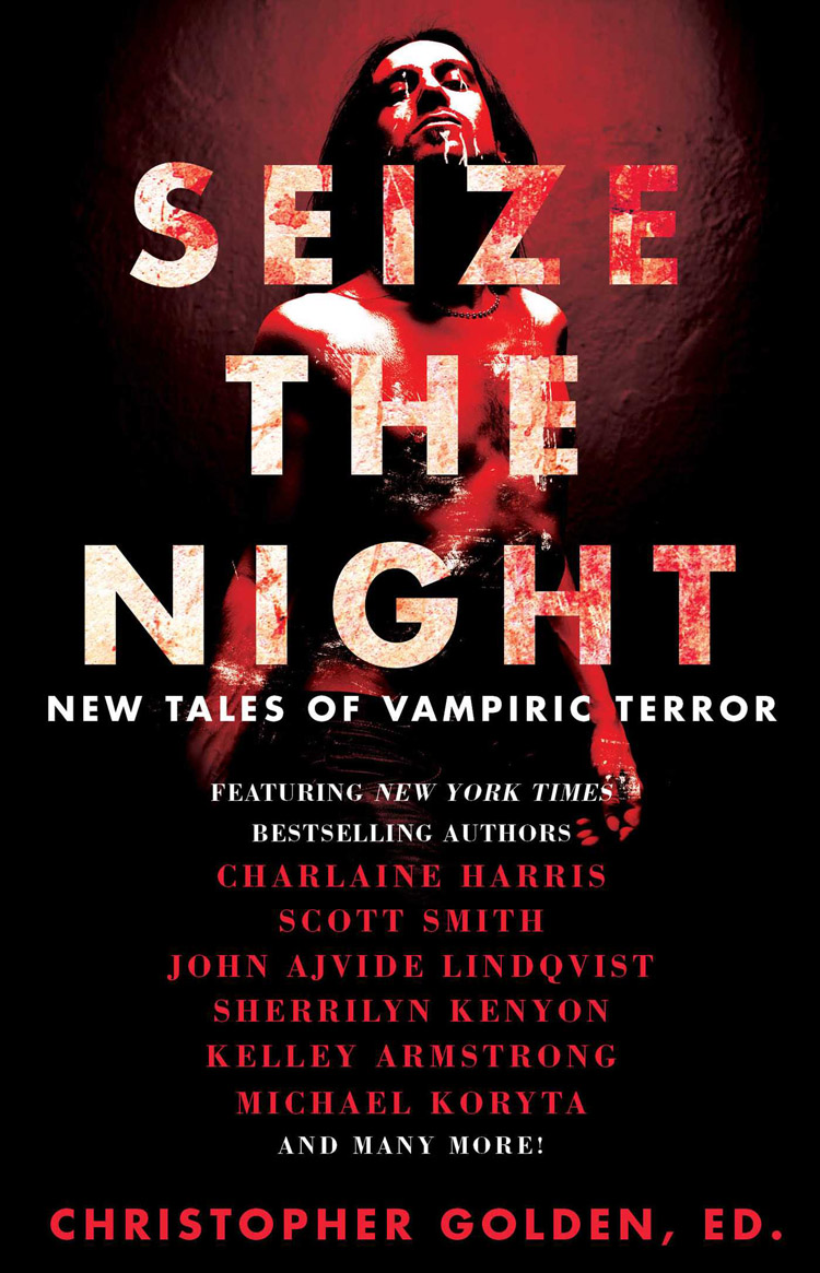 NEWS: Seize the Night on sale October 6th