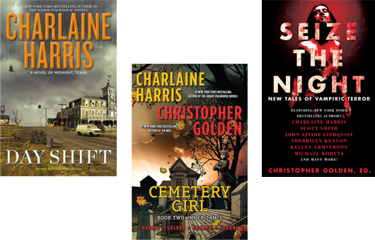 Works Published by Charlaine Harris in 2015