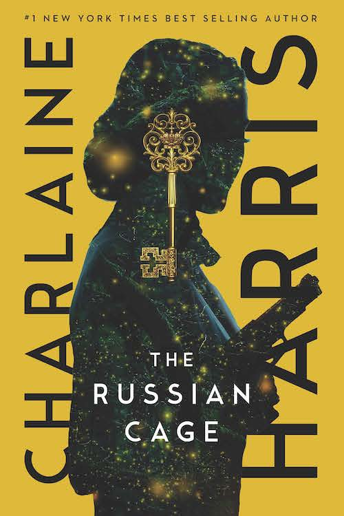 Coming Next February: The Russian Cage (Gunnie Rose #3)