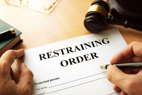 domestic violence restraining order orange county