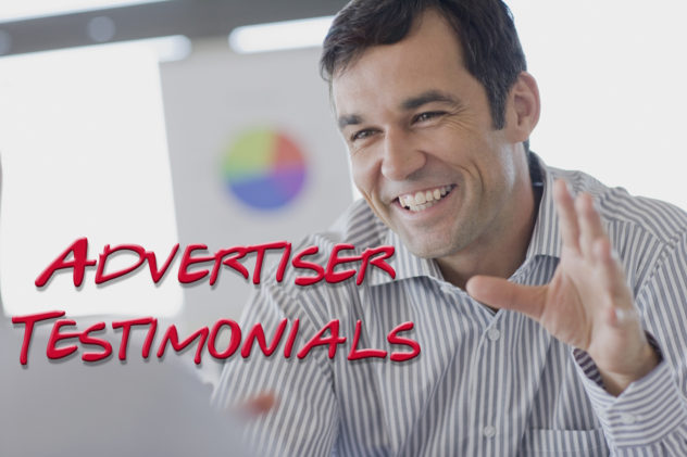 Tidbits advertisers provide valuable feedback about their own experiences advertising in the Tidbits newspaper.
