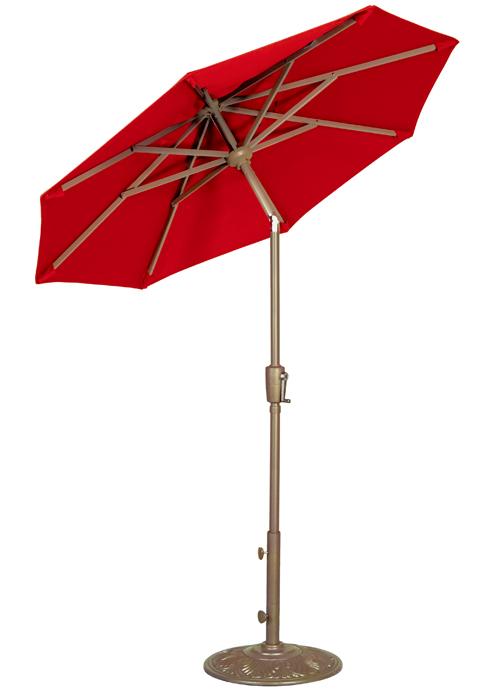 Red Umbrella Treasure Garden