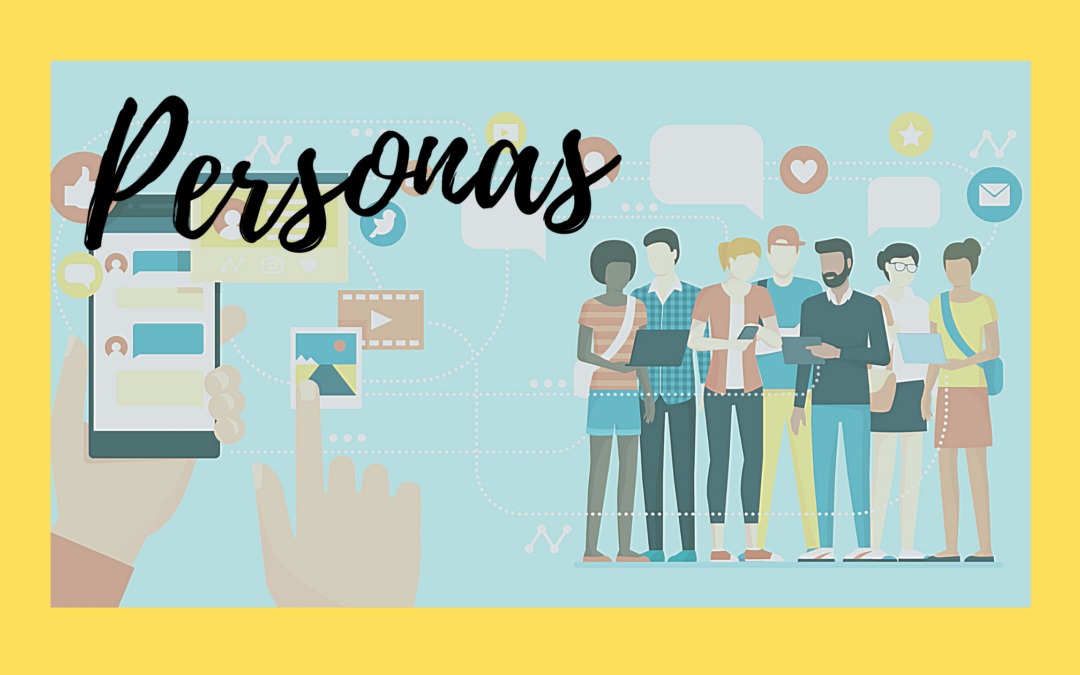 Addressing the right persona with content marketing