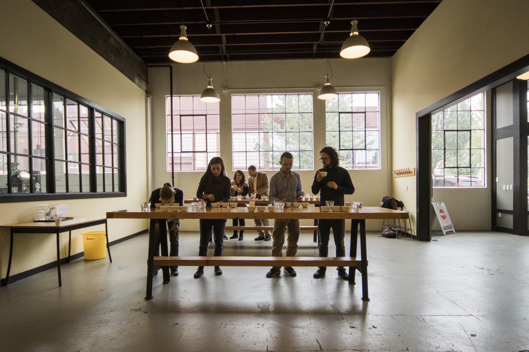 View More: http://ltd.pass.us/buckman-coffee-factory-terra-negra