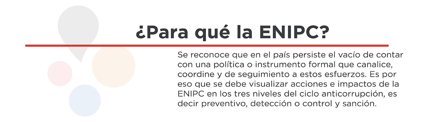 ¿Para qué la ENIPC?