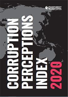 Índice de Percepción de la Corrupción 2020