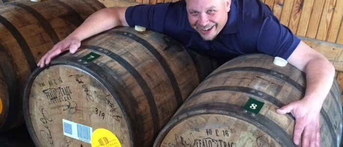 You Need to Meet… Ed Bley from Cork 'N Bottle
