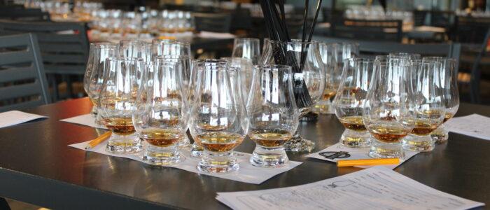 The Big Blind Bourbon Tasting