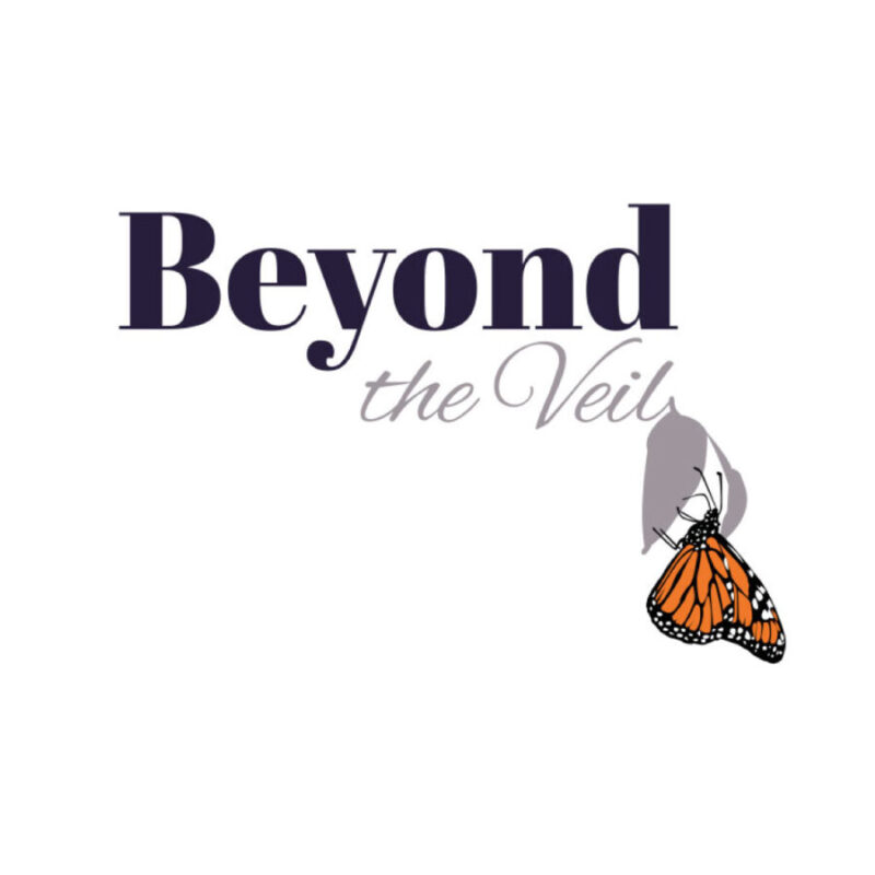 Gallery - Beyond the Veil Logo Design at Jessica Design Graphic and Web Design Services in Hamilton.