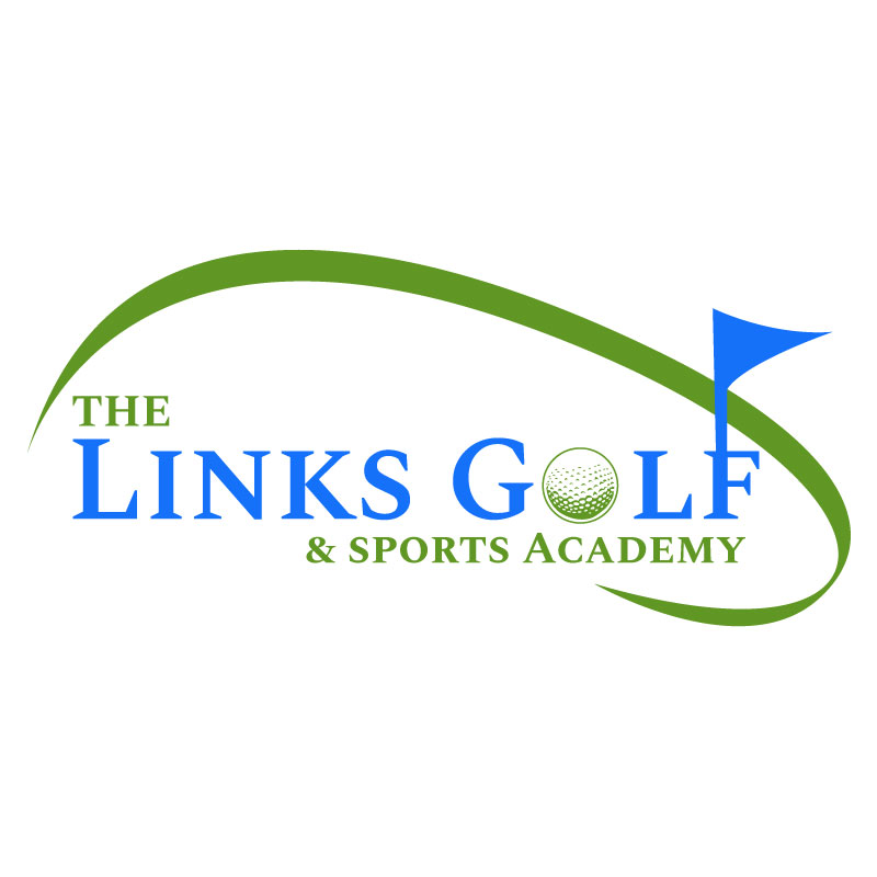 The Links Golf & Sports Academy - Logo Design at Jessica Design studio in Hamilton serving the Greater Toronto Area.