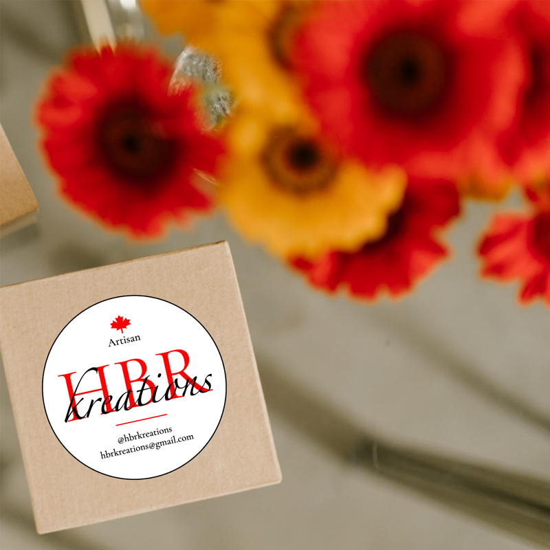 KBR Kreations - Stamp and Branding by Jessica Design in Hamilton, GTA, Ontario.