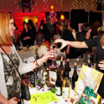 Rogue Winterfest 2016 Culinary Christmas Classic Pouring Wine