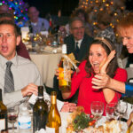 Rogue Winterfest 2016 Gala and Grand Auction Getting Wine