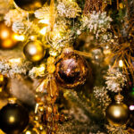 Rogue Winterfest 2016 Gala and Grand Auction Gold Tree