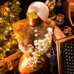 Rogue Winterfest 2016 Gala and Grand Auction Steampunk Shell Head