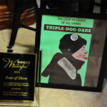 Rogue Winterfest 2016 Trees A Christmas Story Flick Lamp Post Artwork with Best of Show Award