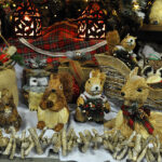 Rogue Winterfest 2016 Trees A Woodland Christmas Animals Scene