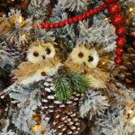 Rogue Winterfest 2016 Trees A Woodland Christmas Owls