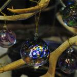 Rogue Winterfest 2016 Trees Juxtaposition Ornaments Closeup