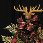 Rogue Winterfest 2016 Trees Reindeer Elegance Tree Topper