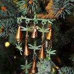 Rogue Winterfest 2016 Trees Secret World of Fairies Dragonfly Ornament