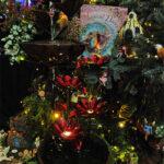 Rogue Winterfest 2016 Trees Secret World of Fairies Garden Scene
