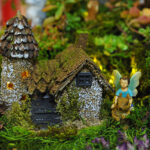 Rogue Winterfest 2016 Trees Secret World of Fairies House Male Fairy