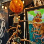 Rogue Winterfest 2016 Trees Steampunk Night Steamed Up Tree Topper