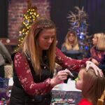 Rogue Winterfest 2016 Weekend Holiday Events Face Painting