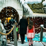 Rogue Winterfest 2016 Weekend Holiday Events Guests Arriving at Southern Oregon Adventure