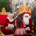 Rogue Winterfest 2016 Weekend Holiday Events Santa and Mrs. Claus with Cloe