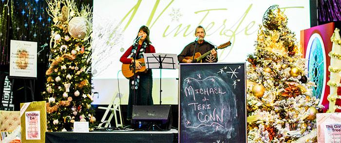 Michael and Terri Conn