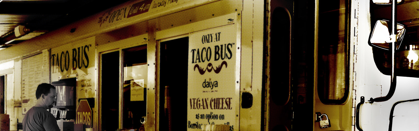 Taco Bus - Authentic Mexican Taste