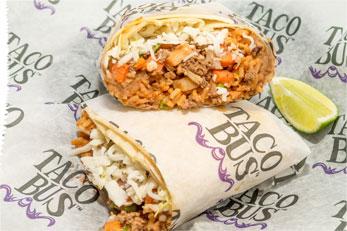 Taco Bus - Burrito