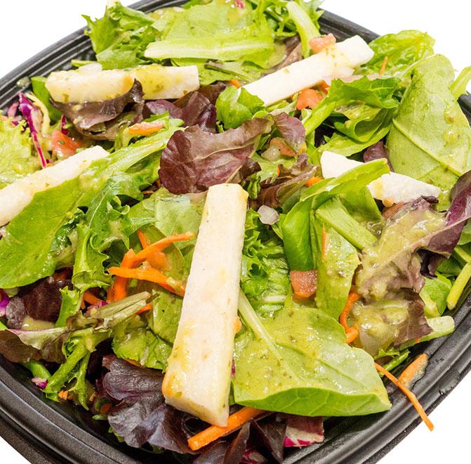 Taco Bus Salad