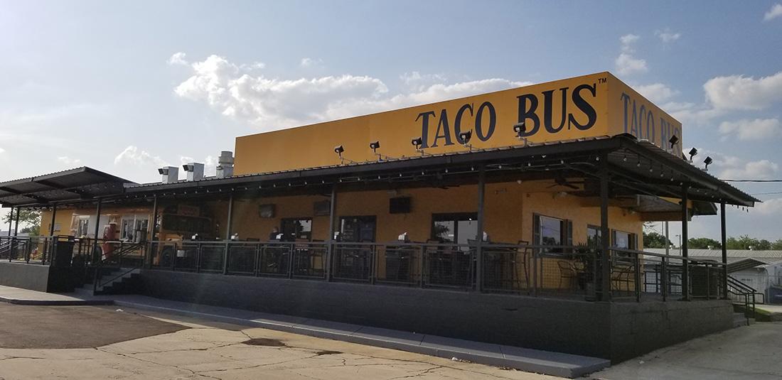 Taco Bus - Brandon