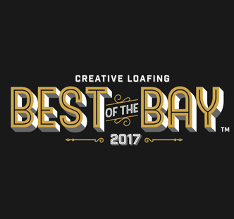 2017 Best of Bay Creative Loafing Featured Image