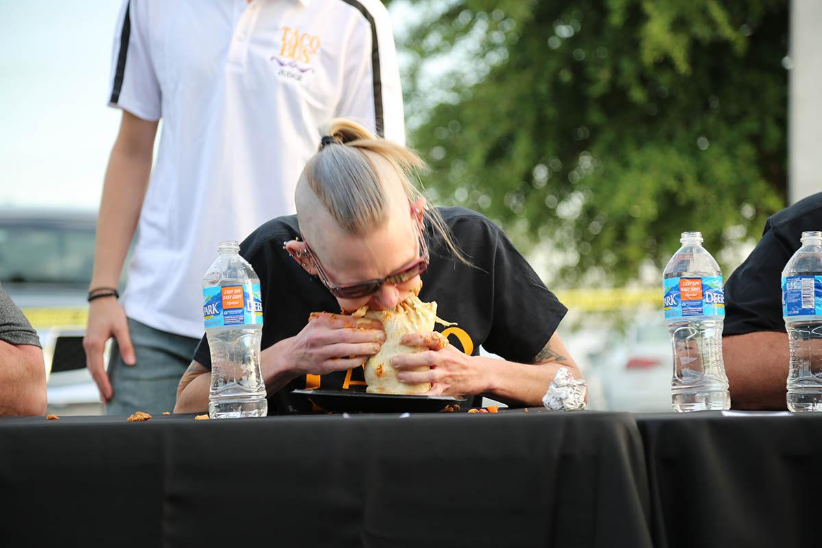 El Jefe Burrito Eating Championship