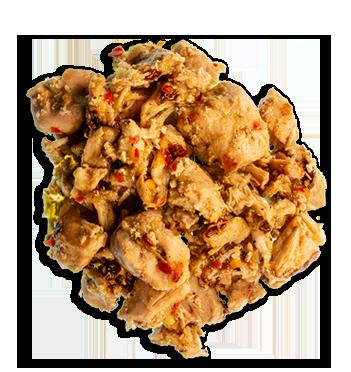 Taco Bus - Spicy Chicken