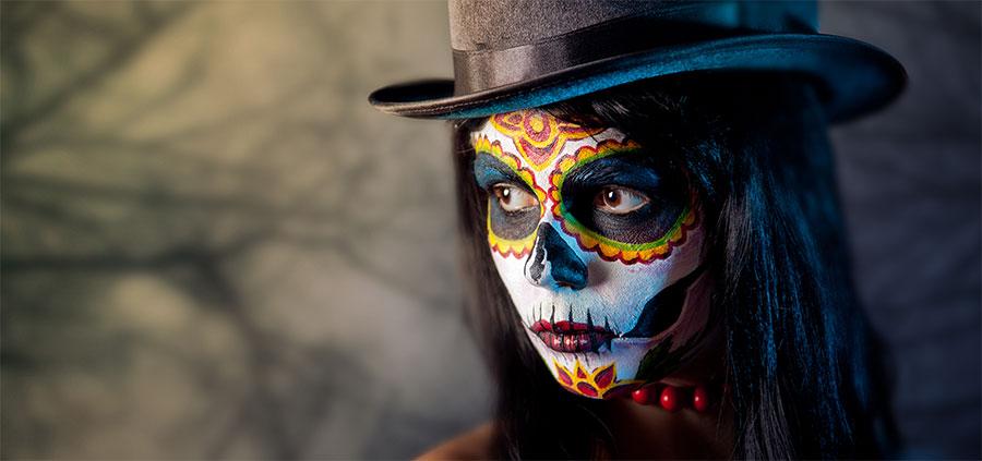 Taco Bus - Dias de los Muertos