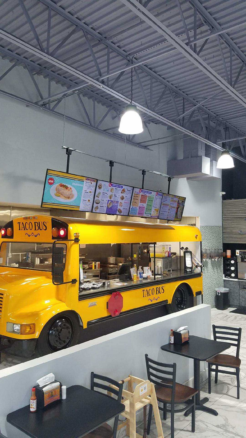 Taco Bus - Mexican Restaurant