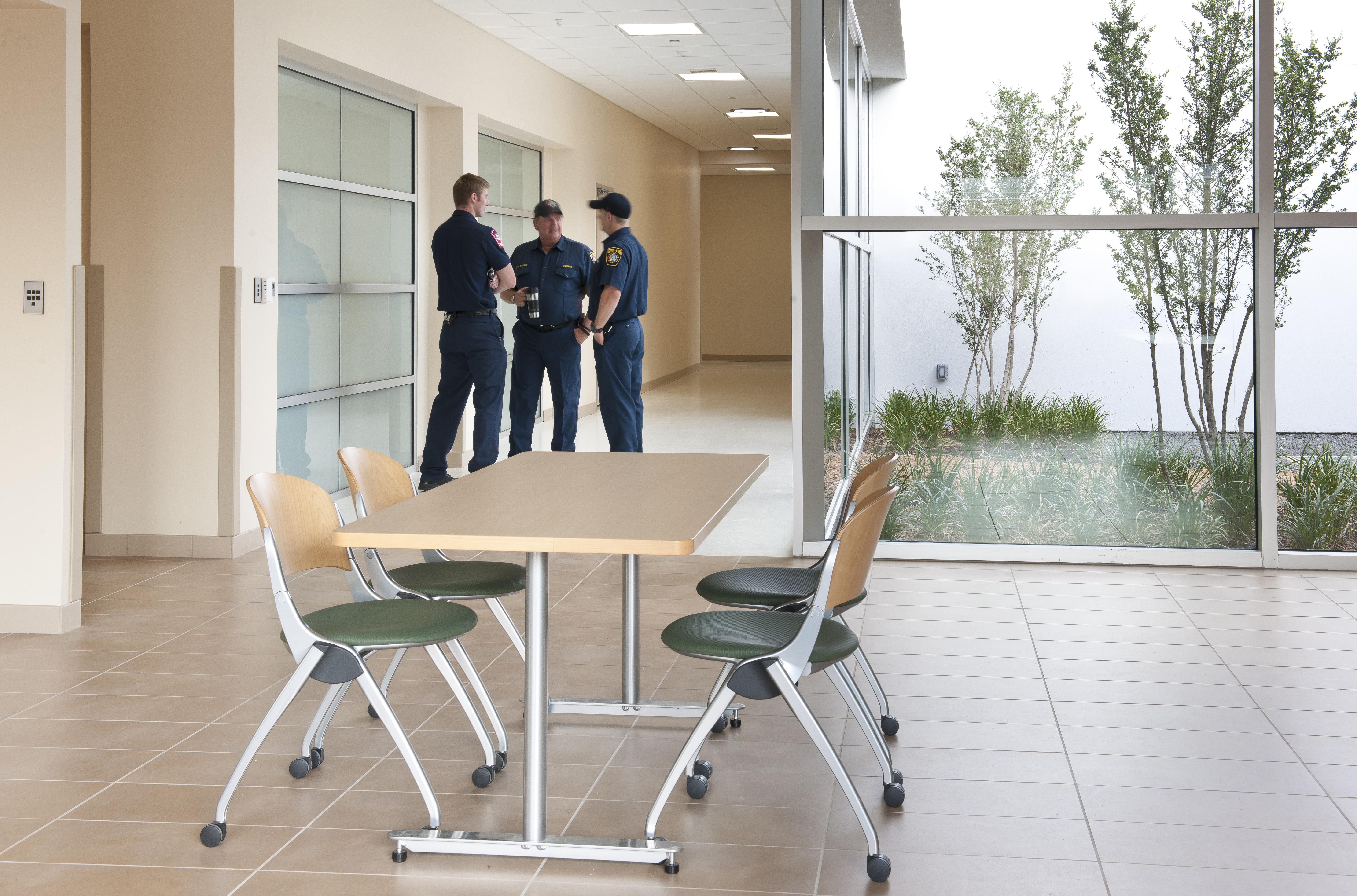 DFW Airport Precinct #6 Fire Station