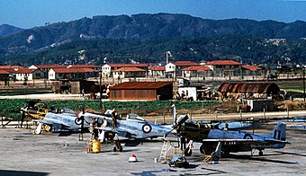 Marine Corps Air Station Iwakuni (MCASI) Japan