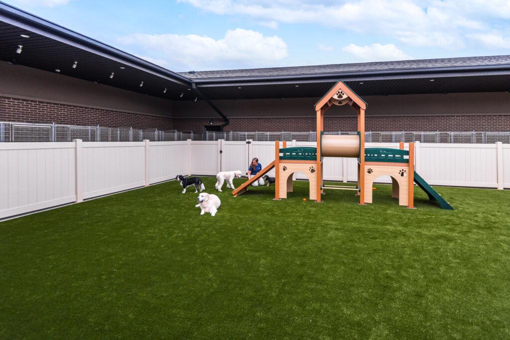 Outdoor Play Yard