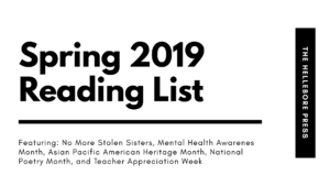 Reading List: No More Stolen Sisters, Mental Health Awareness Month, and More