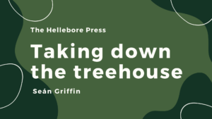 Taking down the treehouse