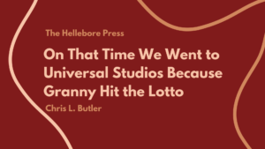 On That Time We Went to Universal Studios Because Granny Hit the Lotto