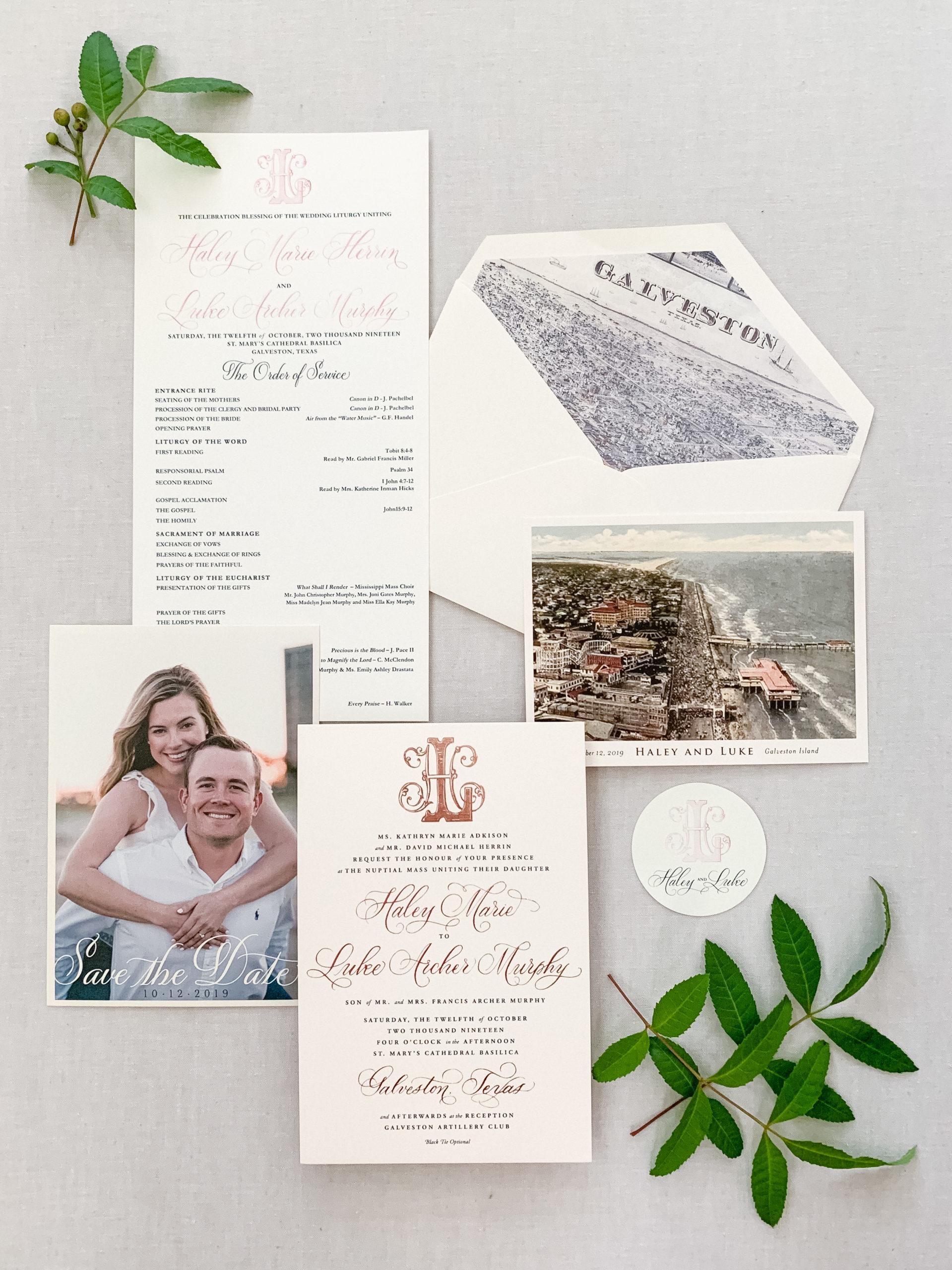 HH Wedding Series- Paper Goods