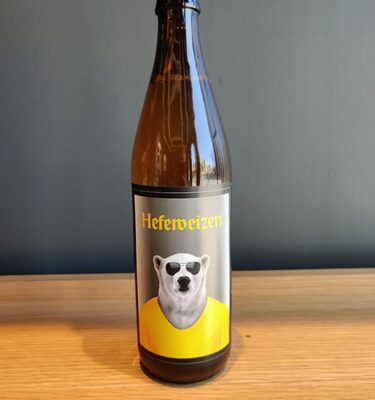 Hefeweizen Beer Bottle- Northern Maverick Brewing Toronto